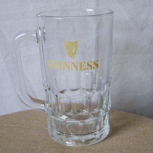 Vintage Guinness Glass Beer Mug